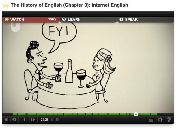 Internet English